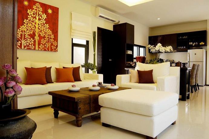2villas Living room 004