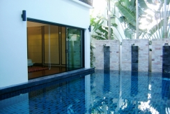 3 bedroom villa with private pool for rent in Phuket Town