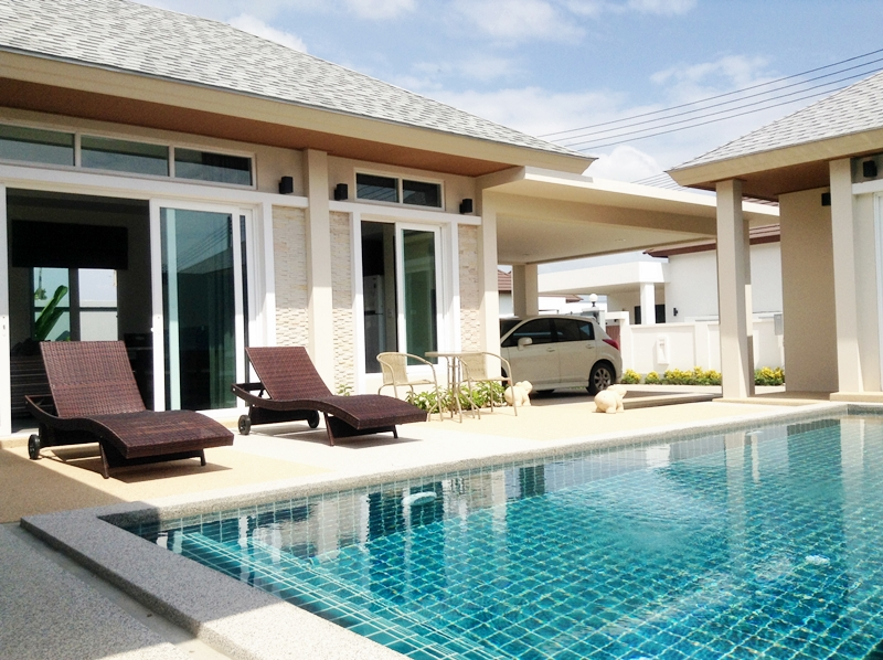 3 Bedroom Pool Villa for rent in Rawai Phuket