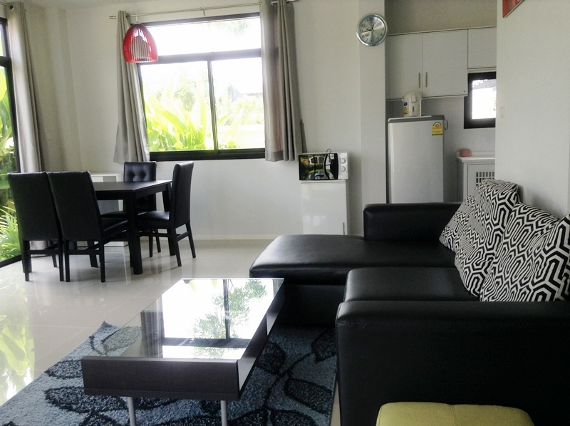 Fully furnished new 3 bedroom house for long term rent in Kathu Phuket
