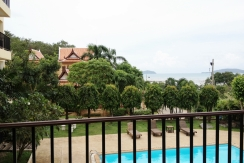 Sea view 2 bedroom apartment for long term rent in Rawai Phuket