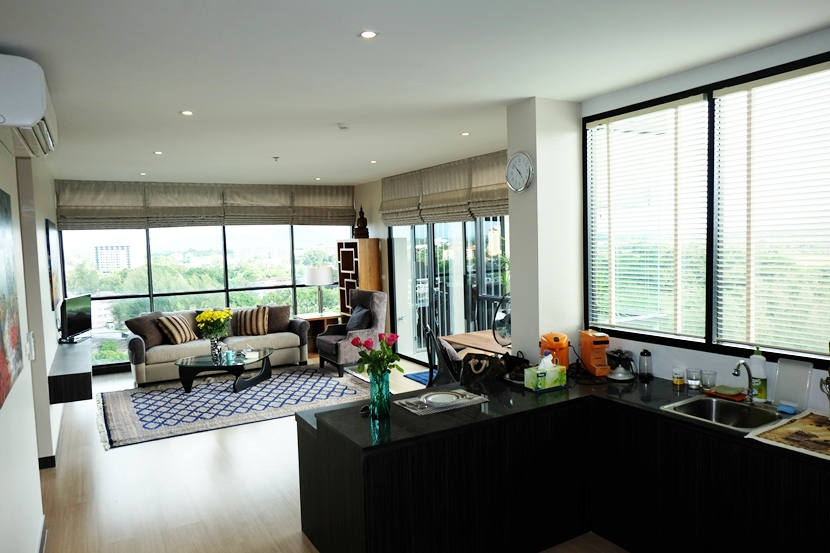 New 2 bedroom apartment for rent in Phuket town