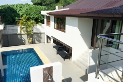 3 bedroom villa with swimming pool in Rawai for long term rent