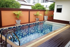 3 bedroom villa with private pool for long term rent in Thalang Phuket