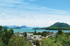 Seaview Land plot for sale in Phuket Town