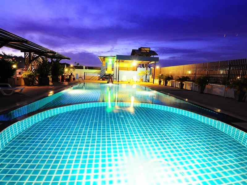 60 room hotel for lease in Patong