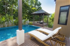 Private Pool Villa 2 bedroom for rent in Paklok Phuket