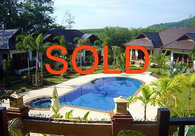 Small villa resort for sale in Phuket