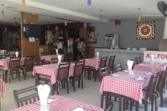 Large restaurant business with 14 rooms guest house for rent in Patong