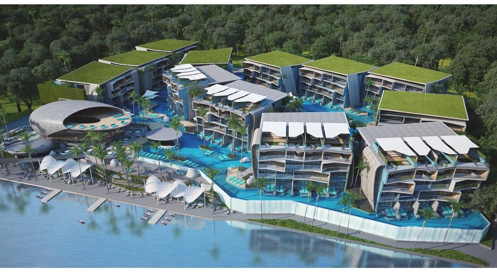 Resort Condominium just a few minutes walk to Nai Harn Beach Phuket