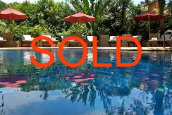 63 room hotel business for sale 400m to Patong Beach