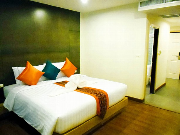 Large hotel for rent in Patong