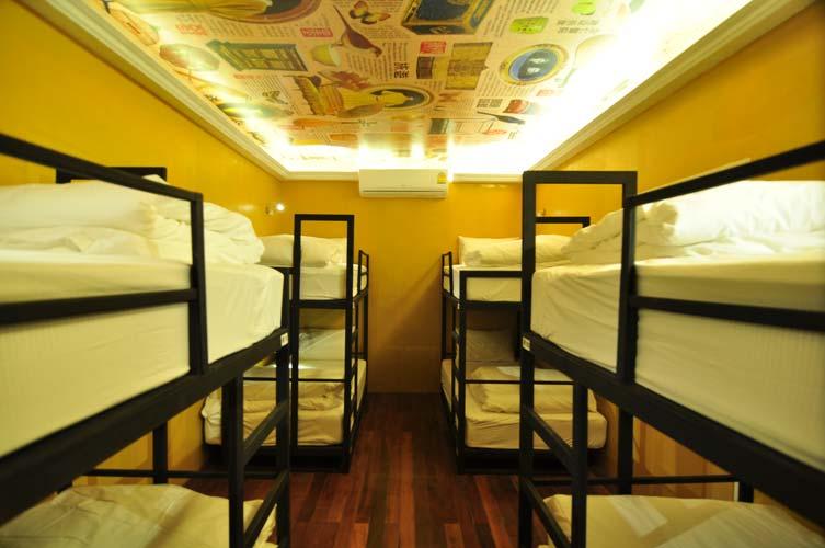 Phuket Back Packer Hostel for Lease