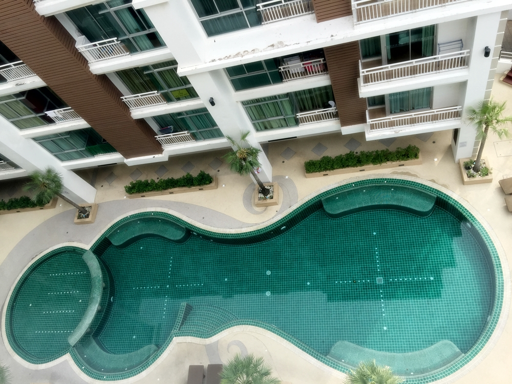 2 bedroom apartment for rent in Patong Phuket