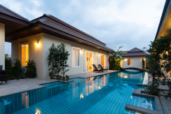 2 bedroom shared swimming pool for rent in Thalang Phuket