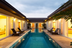 7 Villas with pool access for sale in Thalang Phuket