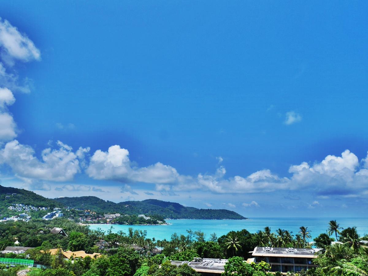 Modern Sea view 1,2,3 Bedrooms Condominium for sale just 5 minutes walk to Kata-Karon Beach
