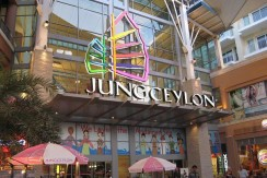 Restaurant for sale at Jungceylon in Patong