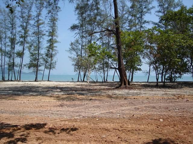 Beach Front Land at Koh Yao Yai Island