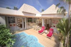 Tropical Pool Villa for sale in Nai Harn Beach