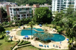 Studio apartment 50 sqm for sale in Patong