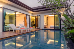 Brand New Luxury Private Pool Villa 2 bedroom for rent near Phuket International Airport
