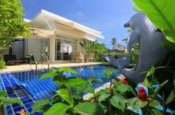 Pool villa 2-3 bedroom Western and Thai styles in Rawai