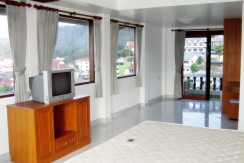 10. Penthouse _ Bedroom _ Rear View