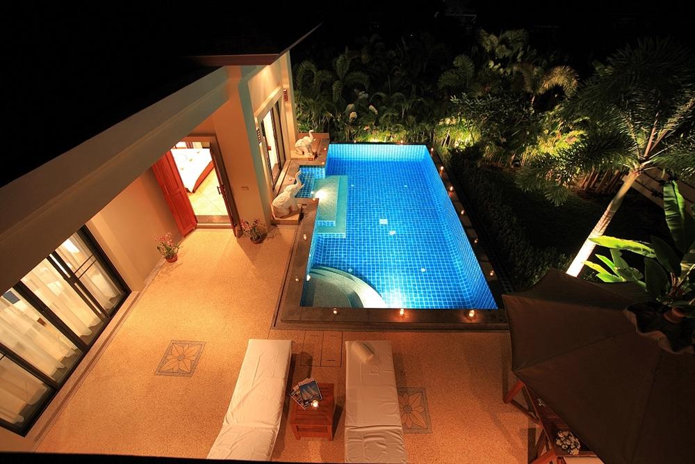 2 Bedroom Pool Villa 5 minutes to Nai Harn Beach
