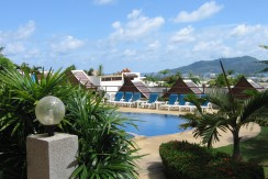 2 Bed 2 Bath Apartment Partial Sea View in Patong