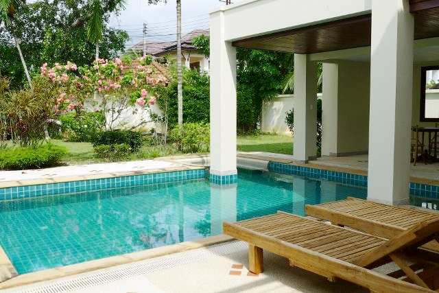 Pool Villa 3 Bedroom in Surin Beach