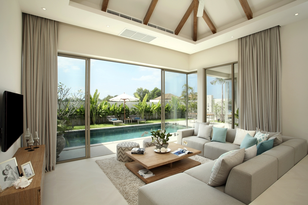 Lifestyle 2 and 3 bedroom Pool villa in Bangtao