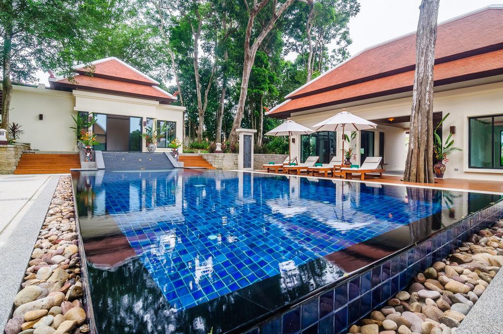 Thai Balinese style 3 Bedroom Pool Villa in Nai Harn