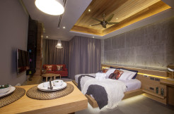Sea View One Bedroom Condominium for sale in Nai Harn Beach