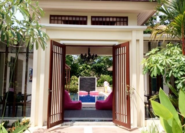 2 entrance