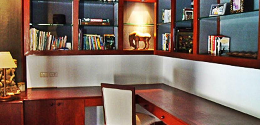 21. Surin Seven - Library Study