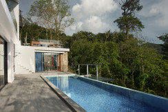 Sea View Modern Pool Villa for sale in Kamala