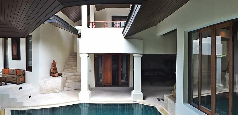 7. Surin Seven - Courtyard