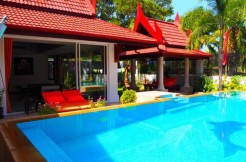 Thai Luxury Villa with Private pool and Golf Course View in Kathu