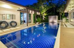 Modern Thai 3 Bedroom Pool Villa for rent in Kok-Keaw
