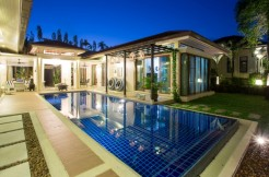 Modern Thai Style Resort 3 Bedroom Pool Villa in Kok-Keaw