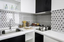 RE 72 sqm 2 BDR Kitchen area