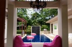 Modern Asian Pool Villa Resort Style 3 Bedroom for rent in Kok Keaw