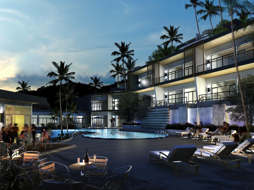 Luxury Sea View 3 Bedroom villa for sale near Beach
