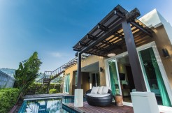 Luxury 2 bedroom Pool Villa for Holiday and Long term rent in Paklok