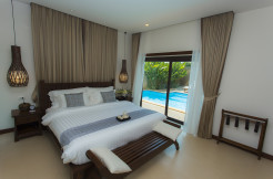 Private Pool Villa with 2 bedroom fully furnished for Holiday and Long term rent