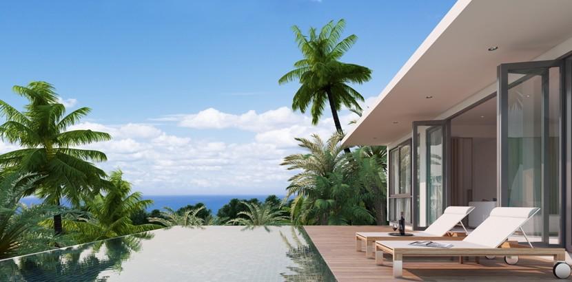 2BR Pool Villa