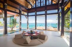 Luxurious Fusion of Thai Architecture and Classically Modern design at Nai Thon Beach