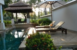 Golf View villa with 3 bedroom Private Pool near Laguna Area