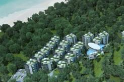 Special Price Sea View Condominium for Sale in Naka Bay Phuket
